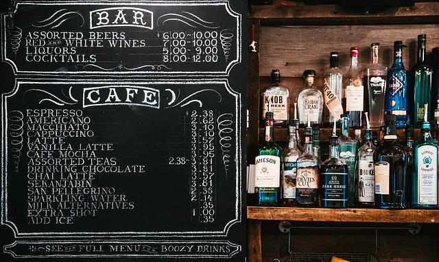 Jak zaprojektować skuteczne menu dla restauracji?